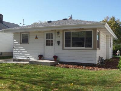 West Allis Single Family Home Active Contingent With Offer: 909 S 111th St