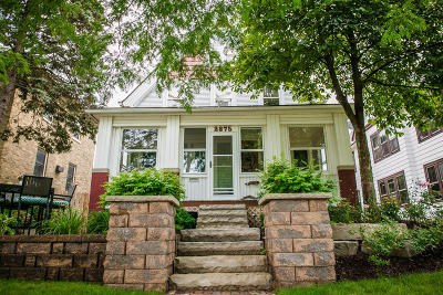 Milwaukee Single Family Home For Sale: 2875 S Superior St