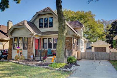 Single Family Home For Sale: 2328 N Lefeber Ave