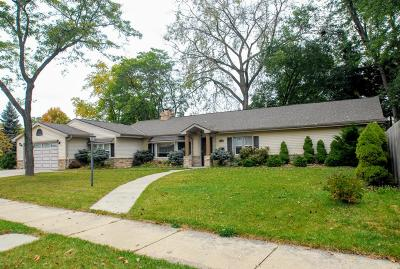 West Allis Single Family Home Active Contingent With Offer: 2908 S 106th St