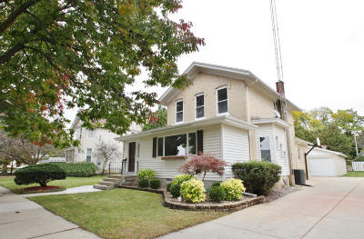 Watertown Single Family Home Active Contingent With Offer: 209 S 7th St