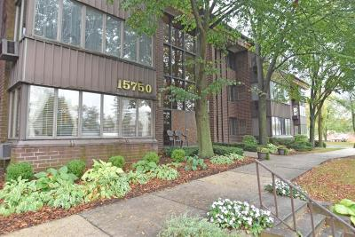 Menomonee Falls Condo/Townhouse Active Contingent With Offer: N84w15750 Ridge Rd #301