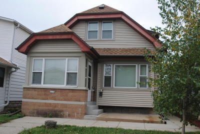 West Allis Two Family Home For Sale: 2156 S 72nd St