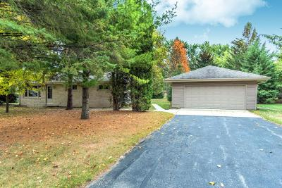 Menomonee Falls Single Family Home Active Contingent With Offer: N79w15921 Longwood St