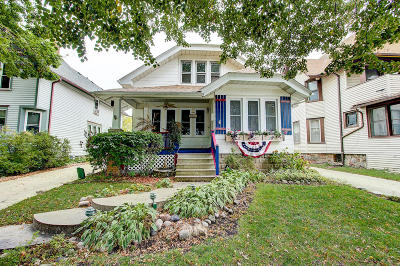 West Allis Single Family Home For Sale: 1435 S 80th St