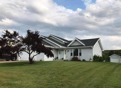 Greenfield Single Family Home Active Contingent With Offer: 5265 W Allerton Ave