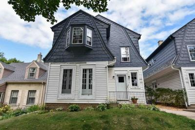 Shorewood WI Two Family Home For Sale: $220,000