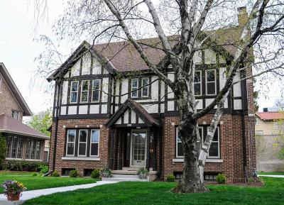 Milwaukee County Single Family Home For Sale: 3474 N Summit Ave