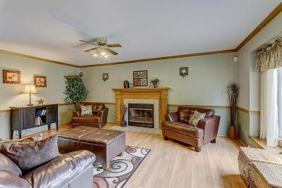 Germantown Single Family Home Active Contingent With Offer: W167n10833 Carrington Ct
