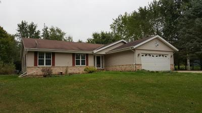 Hartford Single Family Home Active Contingent With Offer: 1244 Kilkee Rd