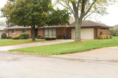 Greenfield Single Family Home Active Contingent With Offer: 3580 S 52nd St
