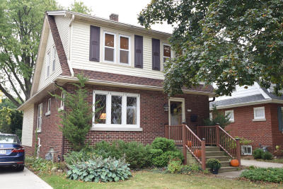 Whitefish Bay Single Family Home For Sale: 4766 N Berkeley Blvd