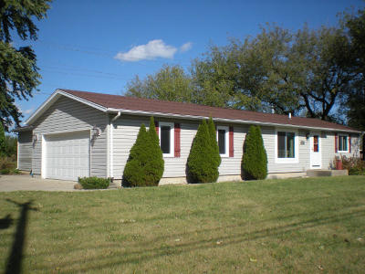 Kenosha Single Family Home For Sale: 5024 45th St