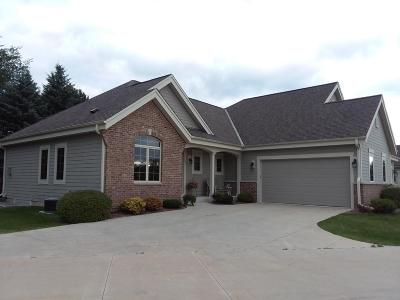 West Bend Condo/Townhouse For Sale: 1405 Hidden Waters Cir