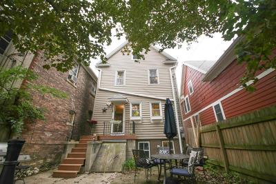 Milwaukee County Single Family Home For Sale: 2605 S Delaware Ave
