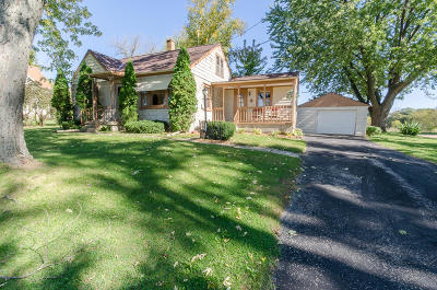 Watertown Single Family Home Active Contingent With Offer: N548 2nd Street Rd