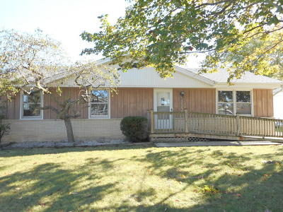 Racine Single Family Home For Sale: 119 Crab Tree Ln