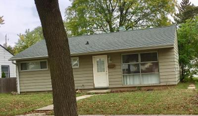 Milwaukee County Single Family Home For Sale: 5308 N 69th