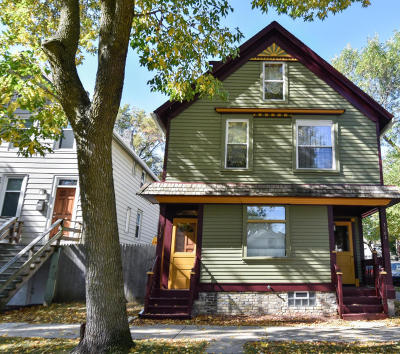 Milwaukee County Condo/Townhouse For Sale: 1759 N Franklin