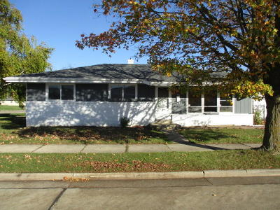 Racine Single Family Home For Sale: 1401 Oregon St