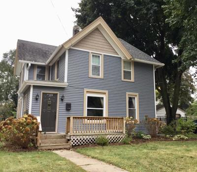 Waukesha County Single Family Home For Sale: 321 S Concord Rd