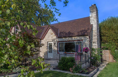 Greenfield Single Family Home For Sale: 3434 S 46th St