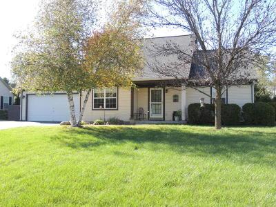 Dousman WI Single Family Home For Sale: $289,900