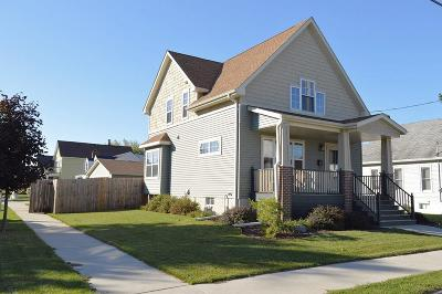 Kenosha Single Family Home Active Contingent With Offer: 2103 45th St