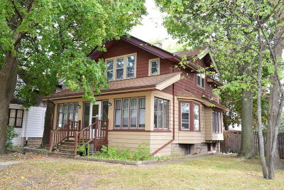 West Allis Single Family Home For Sale: 1574 S 74th St