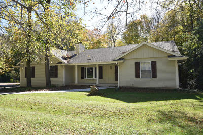 Single Family Home Active Contingent With Offer: N132w18201 Rockfield Rd