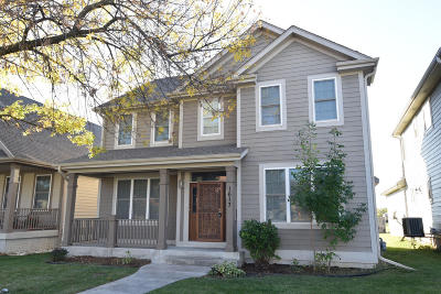 Milwaukee Single Family Home For Sale: 1617 N 20th St