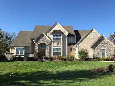 Washington County Single Family Home Active Contingent With Offer: W149 N9869 Tree Tops Ct