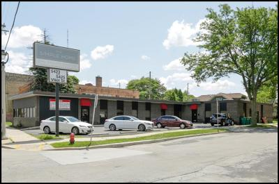 Milwaukee Commercial For Sale: 5423 W Vliet St #5425