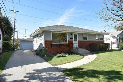 West Allis Single Family Home For Sale: 3011 S 99th St
