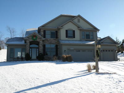 Pewaukee Single Family Home Active Contingent With Offer: N25w27015 Casey Ct