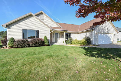 Oak Creek Single Family Home Active Contingent With Offer: 8885 S Pond View Dr