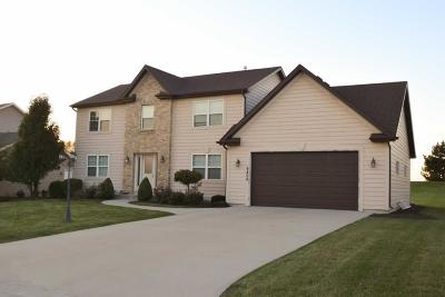 Kenosha County Single Family Home For Sale: 9406 Ashbury Ln