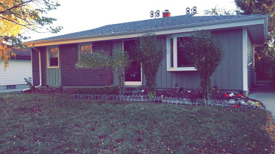 Kenosha Single Family Home Active Contingent With Offer: 1715 88th St