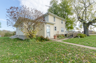 Watertown Single Family Home For Sale: W3282 County Road B