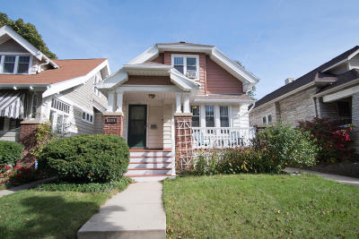 Milwaukee Single Family Home For Sale: 1836 N 54th St