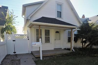 Milwaukee Single Family Home For Sale: 6419 W Fairview Ave