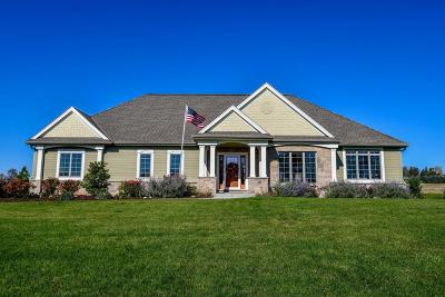 Cedarburg Single Family Home For Sale: 9550 Stonegate Rd