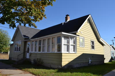 Single Family Home For Sale: 1114 Clinton St