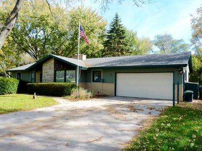 Single Family Home Active Contingent With Offer: 4920 S Langlade Dr