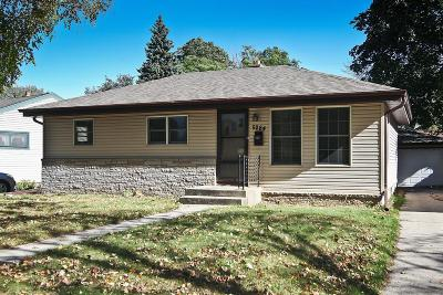 Milwaukee Single Family Home For Sale: 5284 N 83rd St