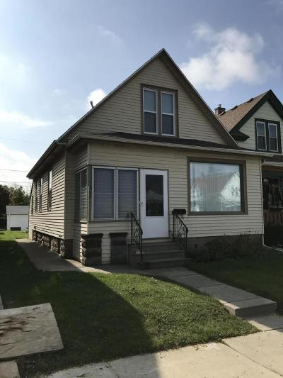 Single Family Home For Sale: 1305 Madison Ave