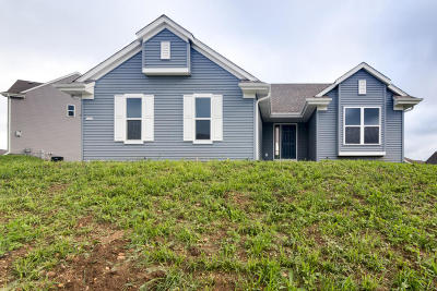 West Bend Single Family Home Active Contingent With Offer: 1616 Whitewater Dr
