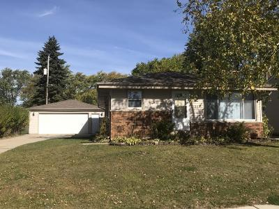 Single Family Home For Sale: 1308 Lakeview Ave