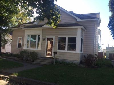 Single Family Home For Sale: 1230 Redfield St