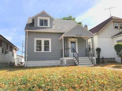 West Allis Single Family Home For Sale: 2128 S 70th St